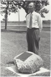 A R Albert Hancock Superintendent 1922-1947 Marshfield Superintendent 1940-