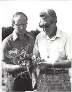 Don Hagedorn and Bob Rand